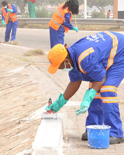 Landscaping-and-beautification-Zoomlion