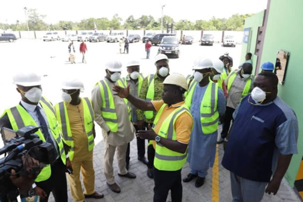 zoomlion ghana recycling plant1